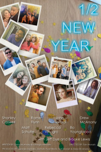 1/2 New Year poster