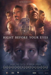Right Before Your Eyes poster