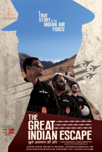 The Great Indian Escape poster