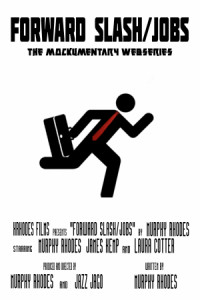 Forward Slash/Jobs poster