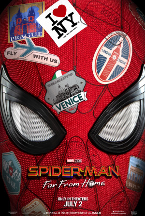 Spider-Man: Far from Home 6072x9000