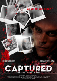 Captured poster