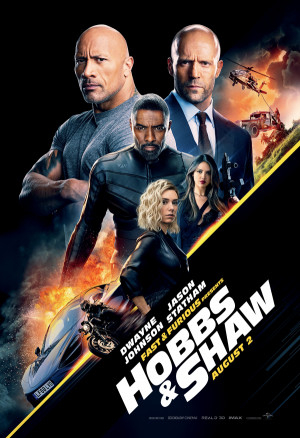 Fast & Furious Presents: Hobbs & Shaw 4088x5963
