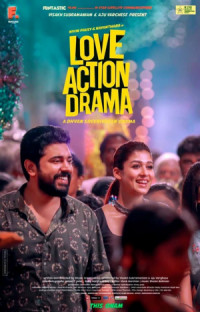 Love Action Drama poster