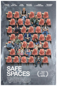 Safe Spaces poster
