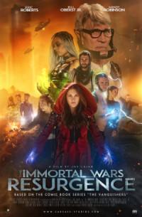 The Immortal Wars: Resurgence poster
