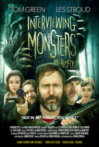 Interviewing Monsters and Bigfoot poster