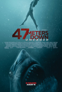 47 Meters Down: The Next Chapter poster