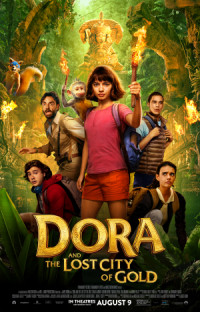 Dora the Explorer poster