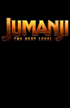 Jumanji: The Next Level 630x962