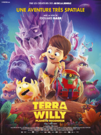 Terra Willy: Planète inconnue poster