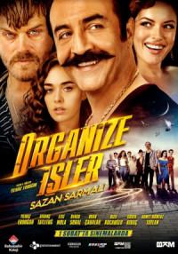 Organize Isler: Sazan Sarmali poster
