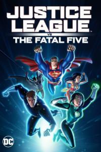 Justice League vs. the Fatal Five poster