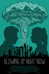 Blowing Up Right Now poster