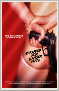 Strapped for Danger: Undercover Vice poster