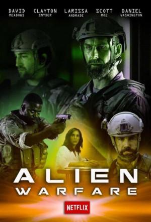 Alien Warfare 420x619