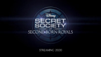 Secret Society of Second-Born Royals poster