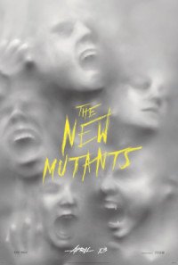 The New Mutants poster