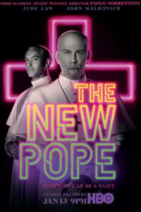 The New Pope poster