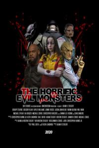 The Horrific Evil Monsters poster