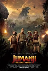 Джуманджі: Поклик джунглів poster