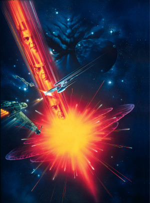 Star Trek VI: The Undiscovered Country 2661x3600
