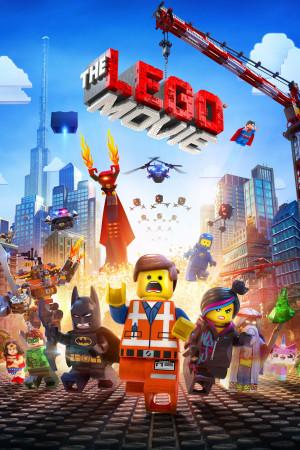 The Lego Movie 2425x3638