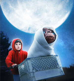 E.T. the Extra-Terrestrial 1509x1641