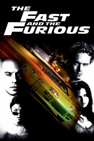 The Fast and the Furious 1400x2100