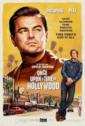 Once Upon a Time... in Hollywood 736x1090