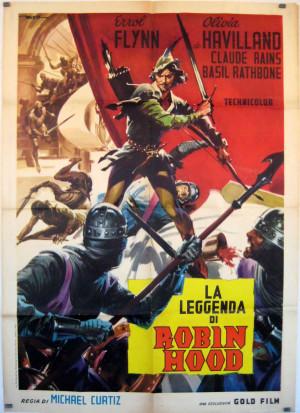 The Adventures of Robin Hood 1070x1471