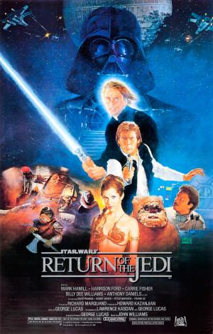 El retorno del Jedi 910x1422