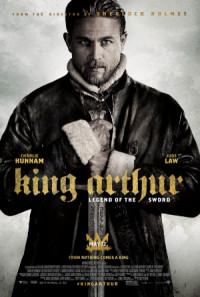 Knights of the Roundtable: King Arthur poster
