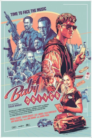 Baby Driver 564x840