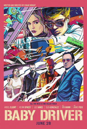 Baby Driver 1944x2880
