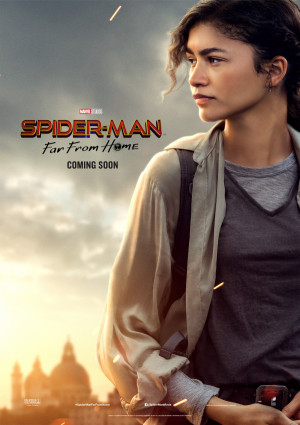 Spider-Man: Far from Home 2121x3000