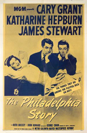 The Philadelphia Story 960x1455