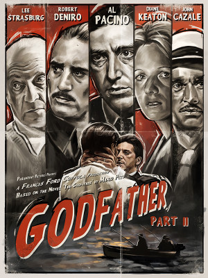 The Godfather: Part II 600x800