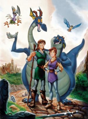 Das magische Schwert - Die Legende von Camelot 1848x2480