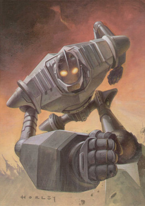 The Iron Giant 2118x3000