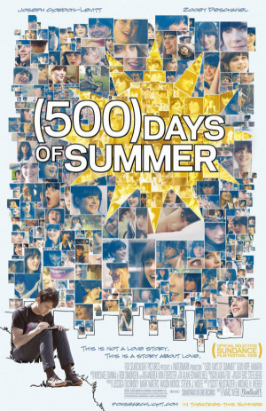 (500) Days of Summer 586x903