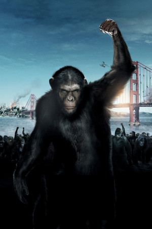 Dawn of the Planet of the Apes 3333x5000