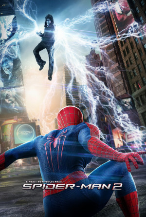 The Amazing Spider-Man 2 4457x6602