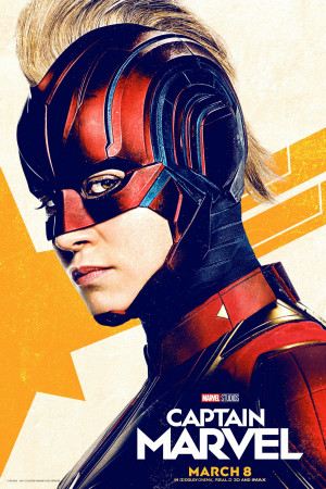 Captain Marvel 1667x2500