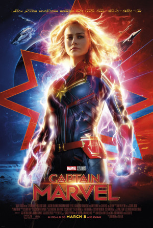 Captain Marvel 2187x3240