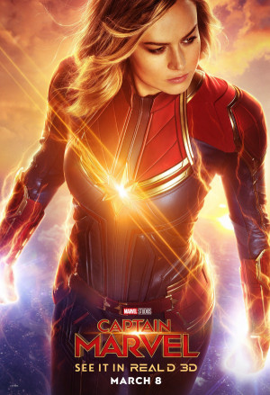 Captain Marvel 1711x2500