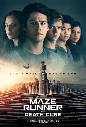 Maze Runner: The Death Cure 2700x4000