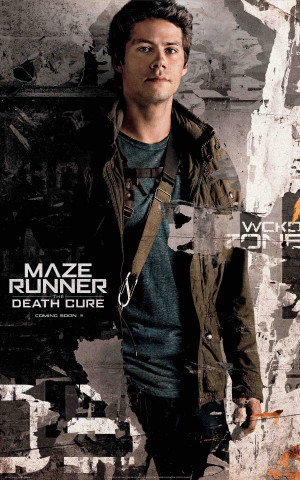 Maze Runner: The Death Cure 2400x3840