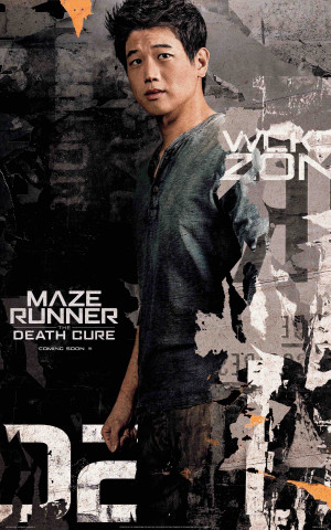Maze Runner: The Death Cure 3000x4800