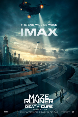 Maze Runner: The Death Cure 2764x4096